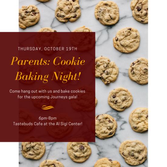 Parents Cookie Night